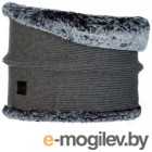 Бафф Buff Knitted Neckwarmer Comfort Kesha Grey (120833.937.10.00)
