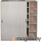 Шкаф Компас-мебель КС-005-3Д1 (ольха)