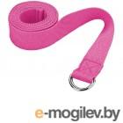 Ремешок для йоги Start Up NT18021 183x3.8cm Pink 356357