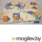 Подушка детская Файбертек В.1.04.П.Д 58x38 (наполнитель файбертек)