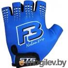 Перчатки велосипедные STG Х61886-M (синий)