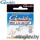 Крючок GAMAKATSU LS-3615F  N/L №10 (10шт.)