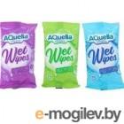 Влажные салфетки AQUELLA освежающие pocket-pack 15шт КК/110