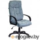 Кресло руководителя Бюрократ CH-824/LT-28 серый