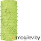 Бафф Buff CoolNet UV+ Reflective Neckwear R-Lime Htr (122016.801.10.00)