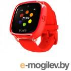 Детские умные часы Elari KidPhone 4 Fresh Red