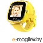 Умные часы детские Elari KidPhone 4 Fresh / KP-F (желтый)