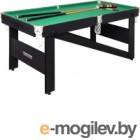 Бильярдный стол FORTUNA Hobby BF-630P Пул 6фт / 08528 (с комплектом аксессуаров)