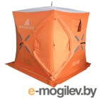 Палатка зимняя WOODLAND ICE FISH 4, 180х180х210 см (оранжевый)NEW