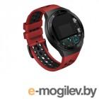 Смарт-часы Huawei Watch GT 2e 46mm Hector-B19C Black/Red 55025293