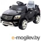 Детский автомобиль Sima-Land Mercedes-Benz ML 350 / 2570304 (черный)