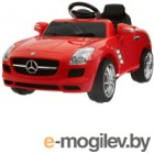 Детский автомобиль Sima-Land Mercedes-Benz SLS / 2570306 (красный)