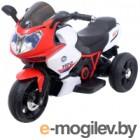 Детский мотоцикл Sima-Land Супербайк / 2619140 (красный)