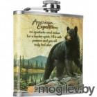 Фляжка Медведь А03-1 210 мл