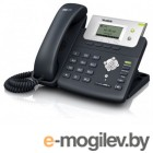VoIP-телефон Yealink SIP-T21P E2 (черный, без БП)