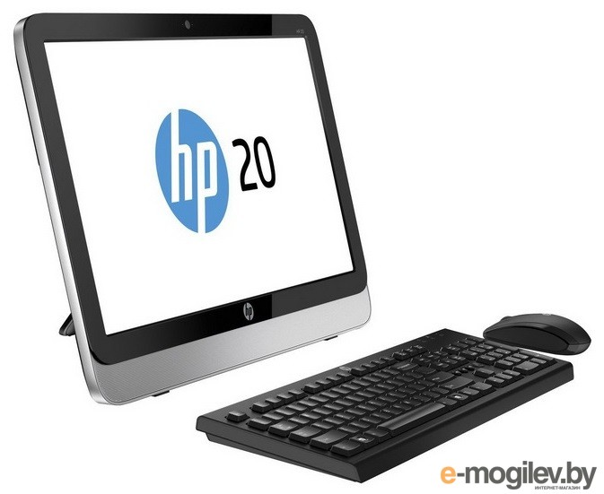 HP Pavilion 20-2000er 20 HD+ E-series 2500/4Gb/500Gb/HD8420 1Gb/DVDRW/W8.1 64EM/250cd/1000:1 1600*900/Web/клавиатура/мышь /Beats audio/USB3.0