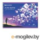 Альбом для рисования Brauberg В мечтах 205x290mm А4 40 листов 105105