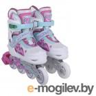 Роликовые коньки Start Up Bloom р.XS 27-30 Pink 360 345