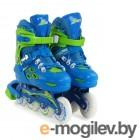 Роликовые коньки Start Up Top р.L 39-42 Blue 360 347