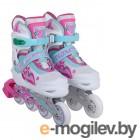 Роликовые коньки Start Up Bloom р.L 39-42 Pink 360 345