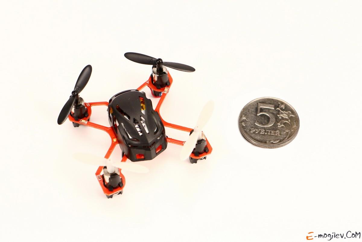Модель квадрокоптера Estes Proto X