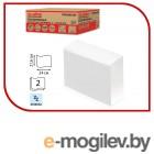Полотенца Лайма Premium бумажное 2-слойное 24x21.6cm 200шт White 111339