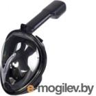 Маска для плавания Bradex SF 0371 (S, черный)