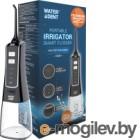 Ирригатор Waterdent Smart Flosser V300 + жидкость антибактериальный комплекс 500мл