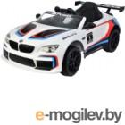 Детский автомобиль Chi Lok Bo BMW M6 GT3 / 668R (белый)