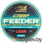 Леска монофильная Fishing Empire Lider Carp Plus Feeder Camou 0.22мм 300м / CA-022