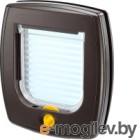 Откидная дверца для животных Ferplast Swing 3 Basic / 72102012 (коричневый)