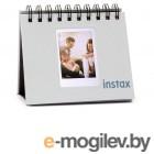 Фотоальбомы и фоторамки Фотоальбом Fujifilm Instax Mini 9 Twin Flip Album Smoky White 70100139055