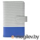 Фотоальбом Fujifilm Instax Mini 9 Striped Album Cobalt Blue 70100139049