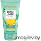 Скраб для лица Bielenda Fresh Juice ананас энзимный придающий блеск (150г)