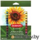 Набор сухой пастели Derwent Academy Soft Pastels / 98216 (24шт)