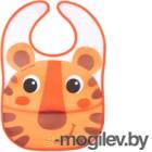 Нагрудник детский Canpol 9/232 (оранжевый)