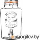 Диспенсер для напитков Kilner Clip Top K-0025.405V