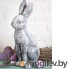 Статуэтка Нашы майстры Заяц садовый / 3069 (декорированная)