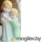 Статуэтка Нашы майстры Мама с малышом / 1039 (декорированная)