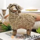 Статуэтка Нашы майстры Овца / 3056 (декорированный)