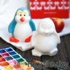 Статуэтка Нашы майстры Пингвин / 7009 (декорированная)