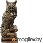 Статуэтка Нашы майстры Сова на книге / 7000 (декорированная)
