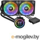 Система охлаждения Floe DX RGB 280 TT Premium Edition/All-In-One Liquid Cooling System/Braided Tube/Riing Duo RGB Software Fan 140*2