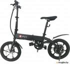 Электровелосипед Dyu A1F (черный)