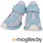 Кеды для собак Puppia Baby / PAMD-SH067-BB-L (голубой)