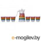 Сервировка Набор питьевой Luminarc Color Pencil 7 предметов N0792