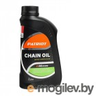 Масла и смазки Масло Patriot G-Motion Chain Oil 1L цепное