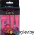 Набор зажимов для волос FRAMAR Gator Grips Pink (4шт)