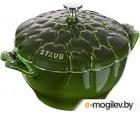 Кокотница Staub La Cocotte Артишок 11152285 (зеленый базилик)