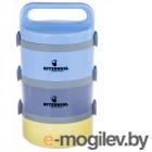 Guterwahl Keep Warm Light-Blue-Yellow-Grey 119-25021